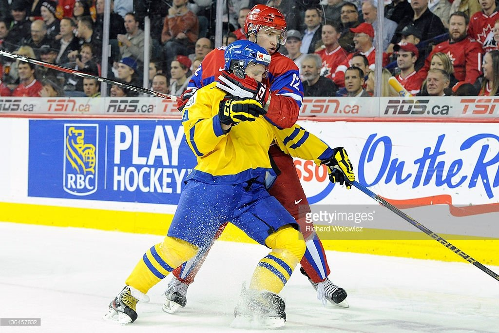 Russia Vs Sweden Hockey