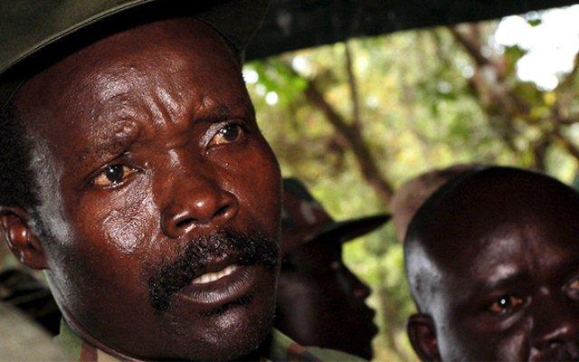Joseph Kony LRA Leader