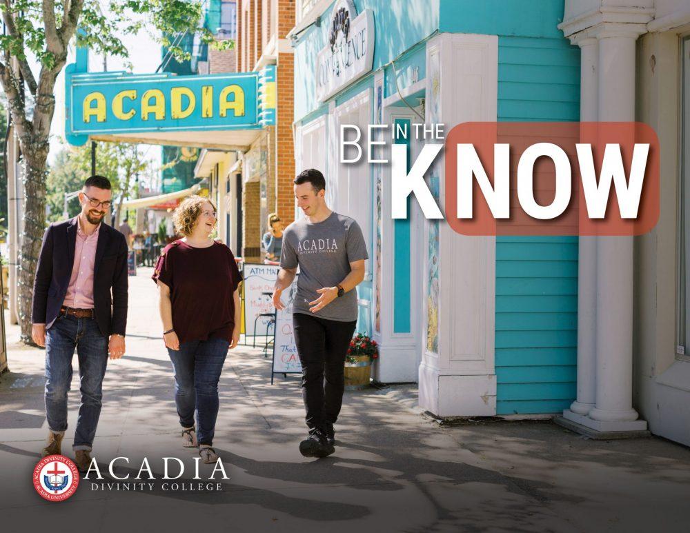 Acadia Converge pic 2019