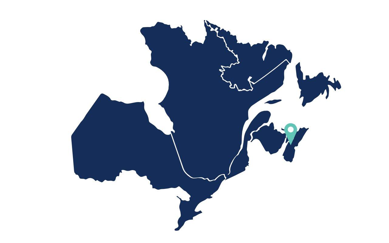 Acadia Converge Map 2019