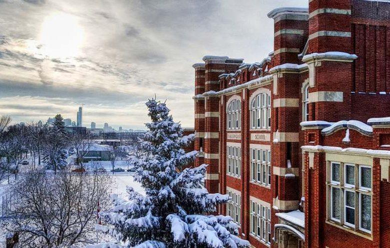 Vanguard College Winter